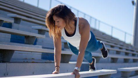 workout cvičení