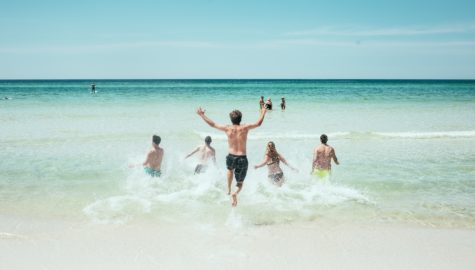 Letní aktivity